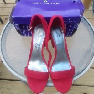 Worthington red velvet Beckworths